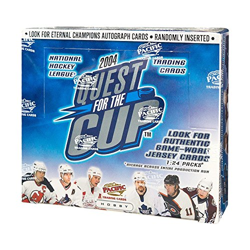 2003-04 Pacific Quest for the Cup Hockey Hobby (Pacific Hobby)