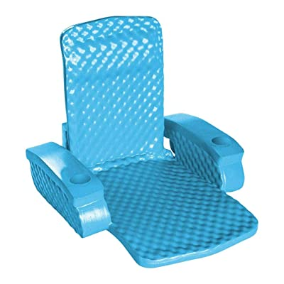 TRC Recreation Super -Soft Baja Folding Chair, Marina Blue: Sports & Outdoors