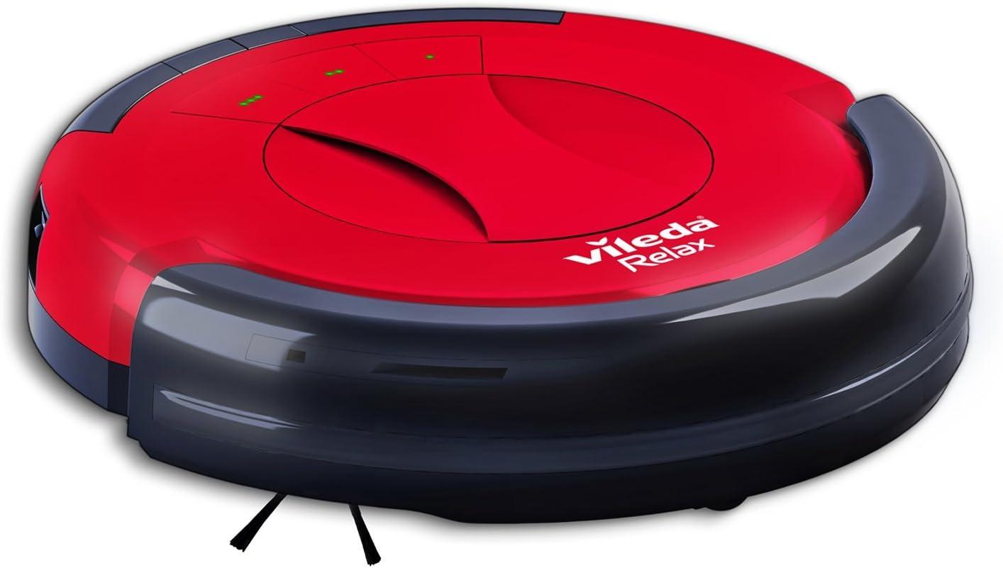 Vileda Relax Cleaning Robot Robotic Vacuum Cleaner (UK Version) by Vileda: Amazon.es: Hogar