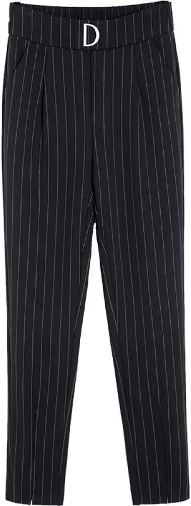 pantalon momo taille haute