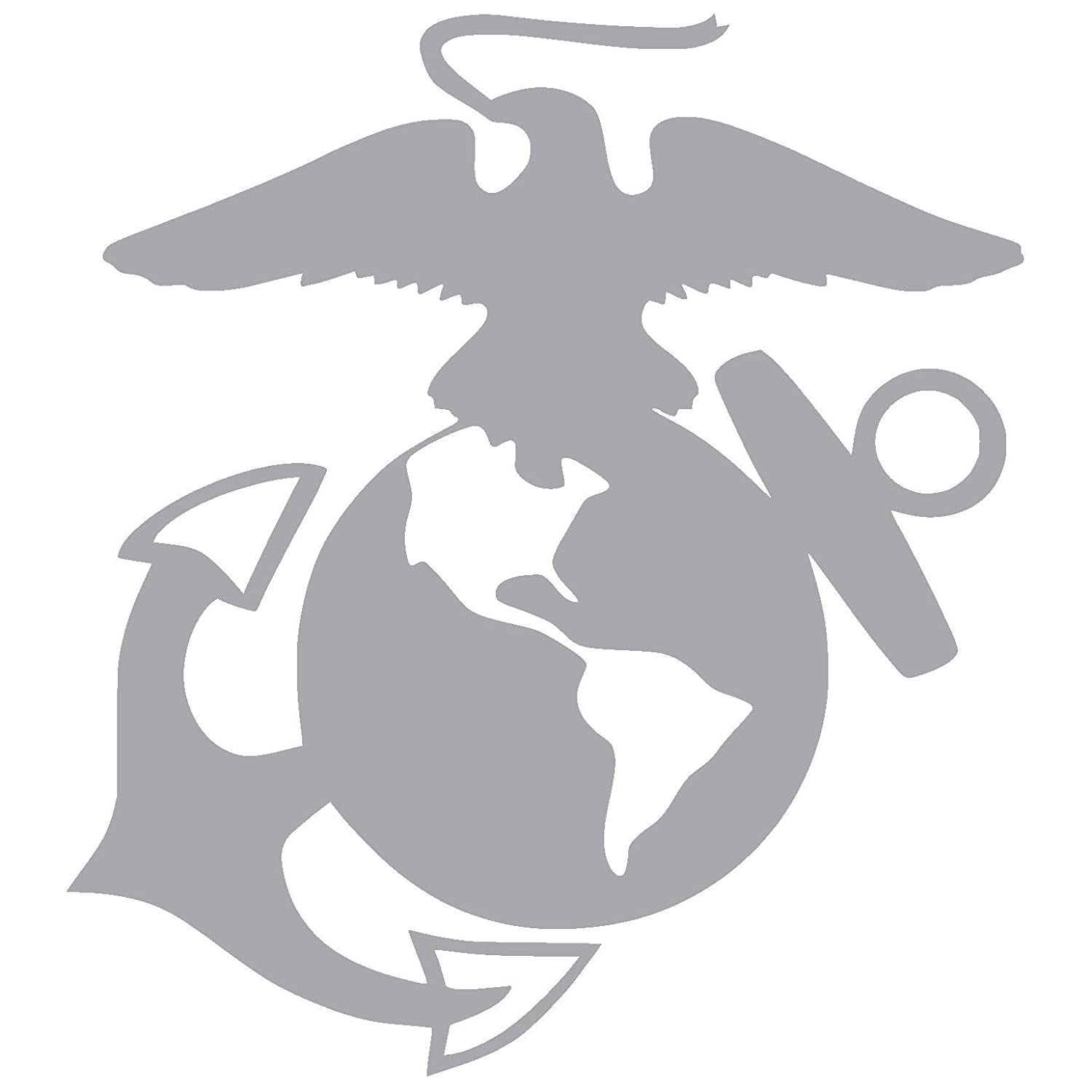USMC Vinyl Sticker Decal