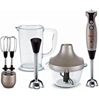 Tefal HB155 Masterblend Activflow Power Cam Blender Set, 1000 Watt, 1.5 Litre Hazne