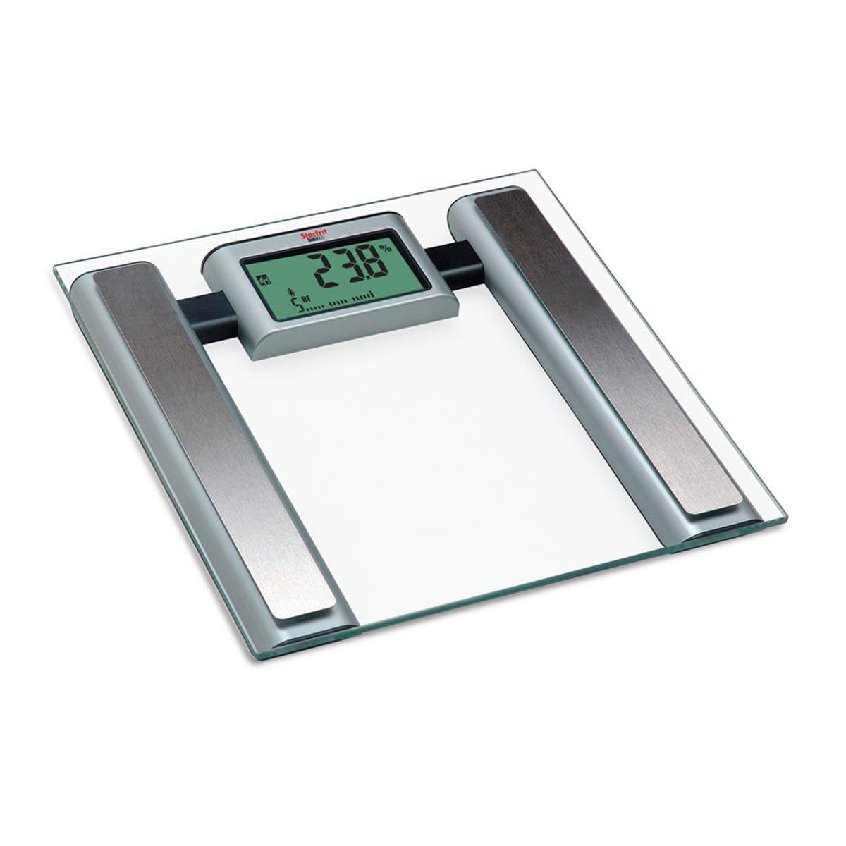 Bathroom scale body fat - Starfrit Balance 093836 Body Fat Electronic Bathroom Scale Amazon Ca Home Kitchen