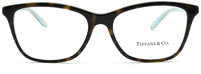 1a5252c90471 Amazon.com  Tiffany   Co. TF 2116B Women Square Eyeglasses RX - able (8134)  53mm  Home   Kitchen