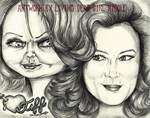 Portrait Drawing Art Print: