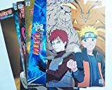 chopper wall scroll - 8 pcs Anime Naruto Sasuke Sakura Poster Prints Set #2