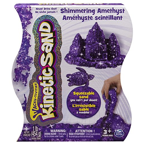 Kinetic Sand Shimmering Purple Amethyst product image