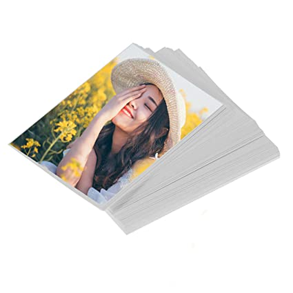100 hojas Papel de impresión láser color profesional papel ...
