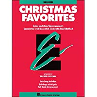Christmas Favorites - Bassoon