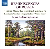 Reminiscences of Russia %2D Guitar Music