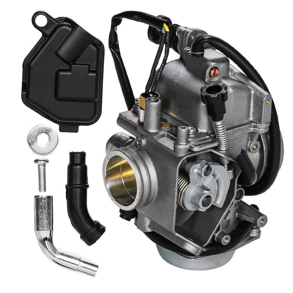 OuyFilters(TM Replacement Carburetor for Honda Foreman 450 TRX450ES /TRX450S 4x4 S / 4x4 ES 1998 1999 2000 2001