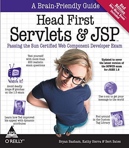 Head First Servlets and JSP by Shroff Publishers & Distributors Pvt Ltd