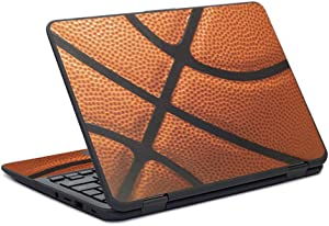 """MightySkins Skin Compatible with HP Chromebook x360 11"""" G11 (2017) - Basketball 