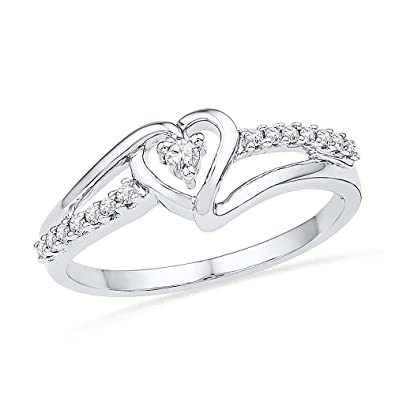 promise amazon heart silver sterling cttw com size white fashion round ring dp diamond