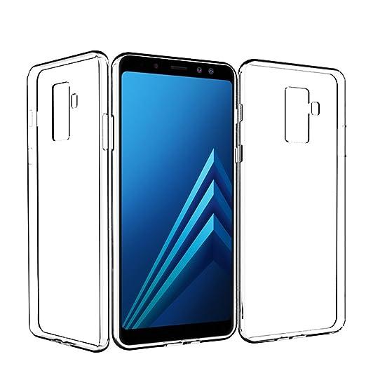 Kingshark Samsung Galaxy A6 Plus 2018 Hulle Tpu Amazon De Elektronik