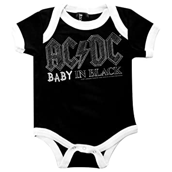 AC//DC Baby in Black Body Black