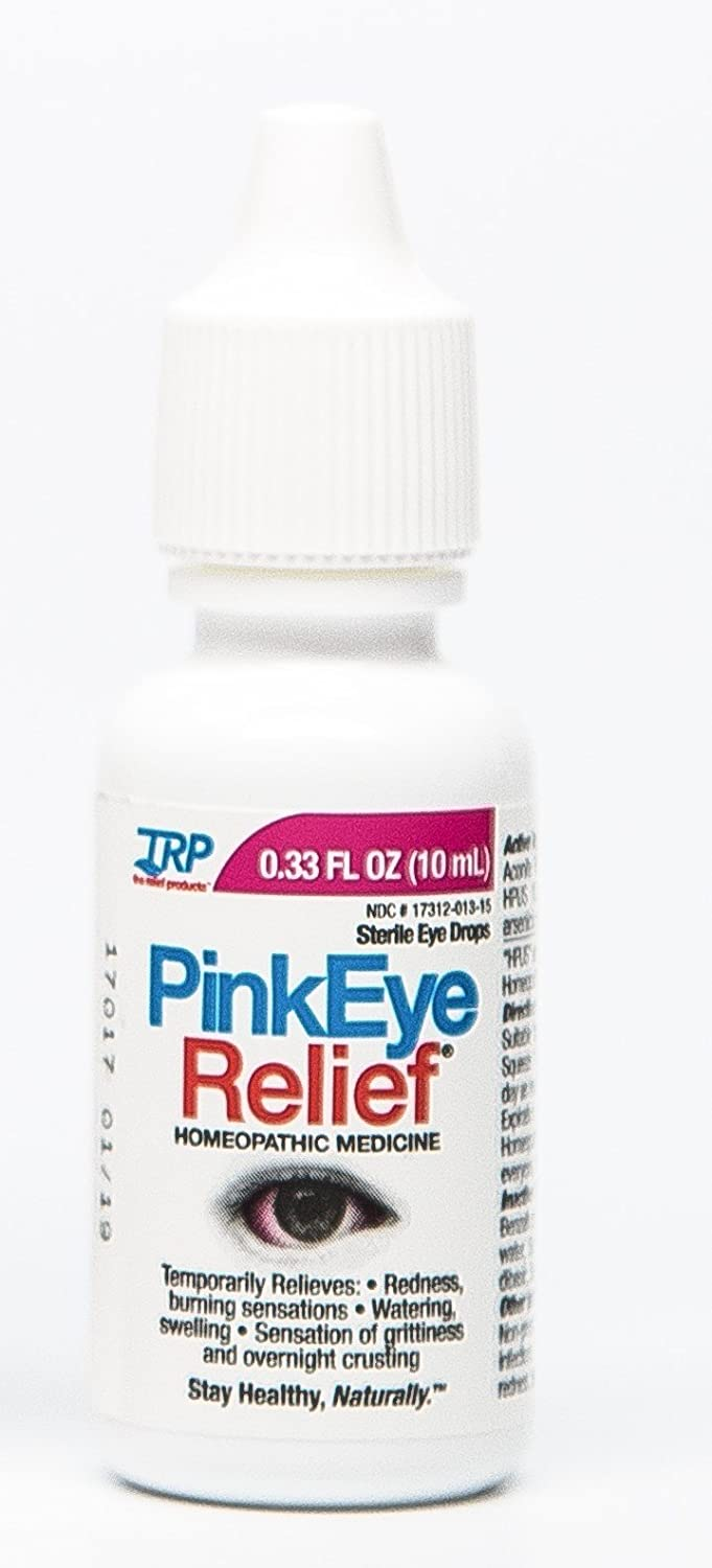 amazon com trp company eye relief pink 0 33 ounce health