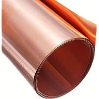 Cobre Soportes de cobre, lámina de cobre en