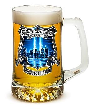 Cerveza Tazas con asas – Aplicación de la ley jarra cerveza taza – oficial de policía
