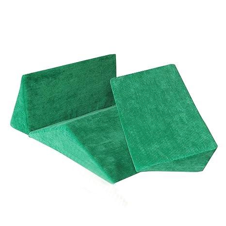 PREDUXYOW Cojin cuña, Almohada de triángulo/Almohada en ...