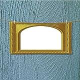 AmaPark gym shower towel arch picture frame Soft Cotton Machine Washable L27.5 x W11.8 INCH