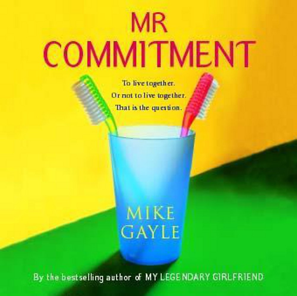 Read Online Mr Commitment PDF