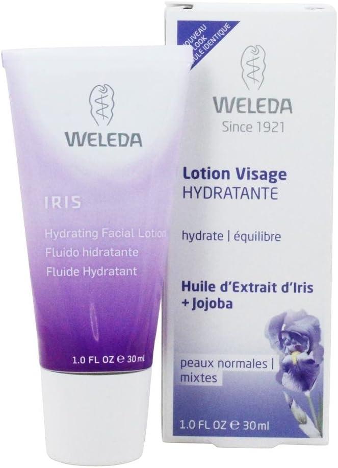 weleda iris face cream