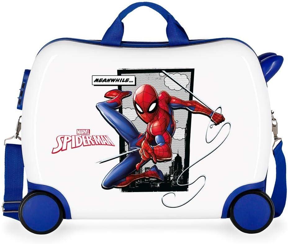 Maleta infantil Spiderman Action