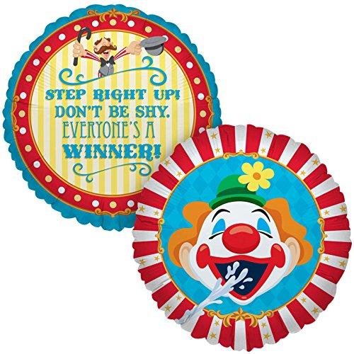 (BirthdayExpress Carnival Games Foil Balloon)