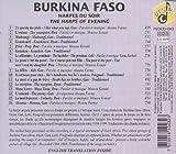 Burkina Faso : Harpes Du Soir