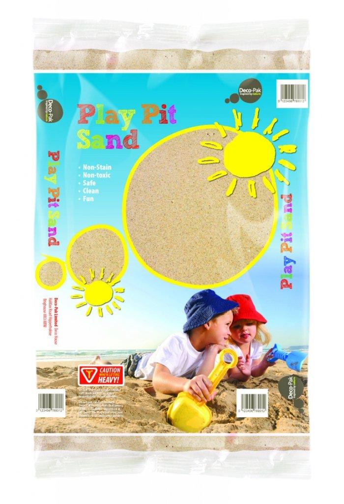 Deco-Pak Play Pit Sand Maxipack