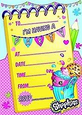 Shopkins Birthday Party