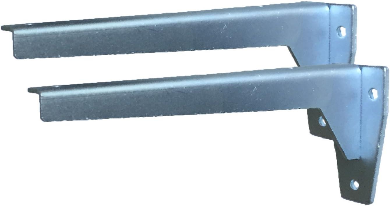 Soporte para estantes de Sunload Para carga pesada perfil en L de acero galvanizado