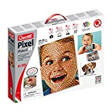 Quercetti Pixel Photo Create Your own Custom Portrait 4 peg Boards 6400 Pegs - 0804