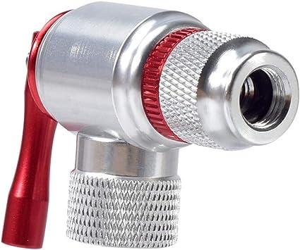 Infladores de CO2 para Neumáticos de Bicicleta, Presta y Válvula Schrader Compatibles, Bomba de Neumático de Bicicleta, Funda Aislada, Inflador de CO2 Pro Tool, Bomba de Neumático de Bicicleta: Amazon.es: Deportes y