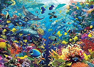 Underwater Paradise 9000 Piece Puzzle by Ravensburger