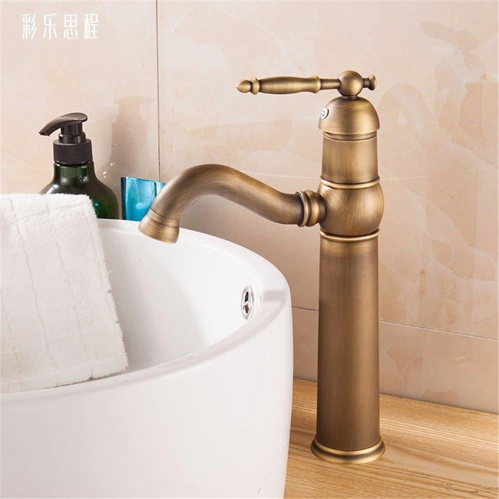 Daadi Küche Badezimmer heiße und kalte Teller waschen Wasser kann ein Hahn für Küche Badezimmer Waschbecken Wasserhahn drehen