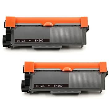 Hitze TN2320 Cartuchos de Toner 2 Negro Compatible para Brother ...