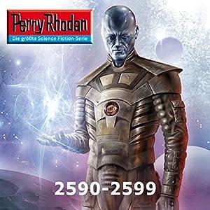Perry Rhodan: Sammelband 20 (Perry Rhodan 2590-2599) Hörbuch