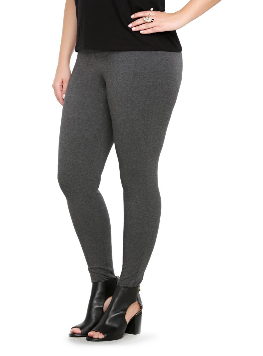 Premium Leggings Grey 3