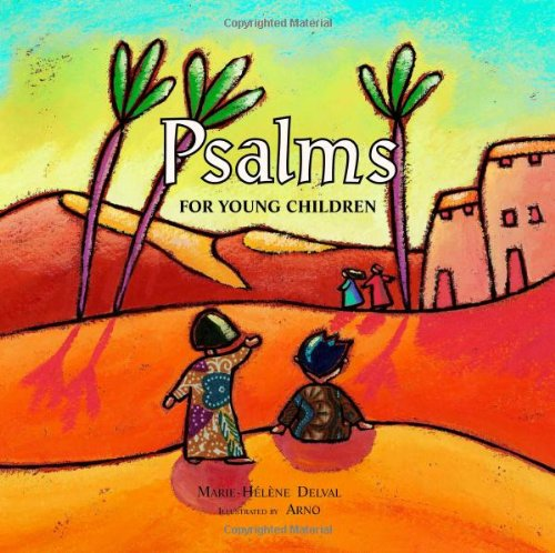 Psalms for Young Children from Eerdmans Books for Young Readers