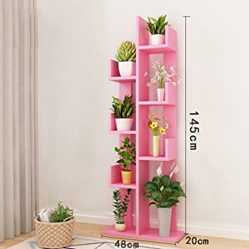 Amazon.com: Flower Racks Flower stand Plant stand Plant flower pot ...