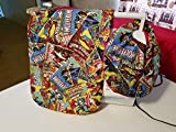 Marvel Comics Baby bib and Burp cloth