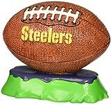 aquarium football - Pets First NFL Pittsburgh Steelers Football Aquarium Tank Ornament