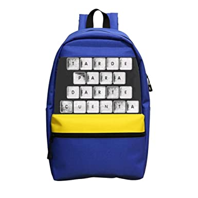 Image Unavailable. Image not available for. Color  Mini School Backpack For Kindergarten  Boys Girls,Print ... f06960eaf6