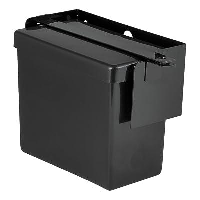 CURT 52090 5-7/8-Inch x 5-3/8-Inch x 3-1/2-Inch Lockable Trailer Breakaway Battery Case: Automotive