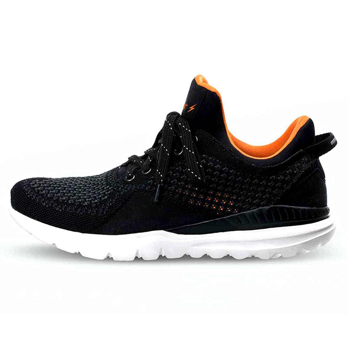 0cffda42a Boltt Men s Smart Black Running Shoes - 7 UK India (41 EU)(BSSIII0012)  Buy Online  at Low Prices in India - Amazon.in