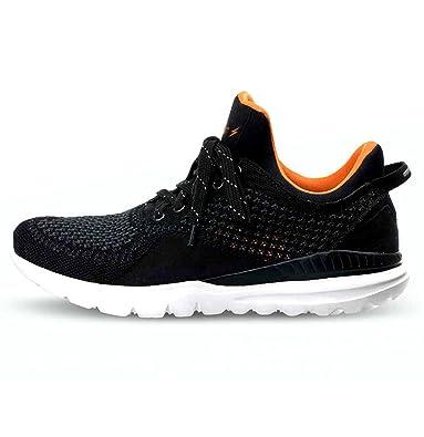 d49c37269cf7d Boltt Men s Smart Black Running Shoes - 7 UK India (41 EU ...