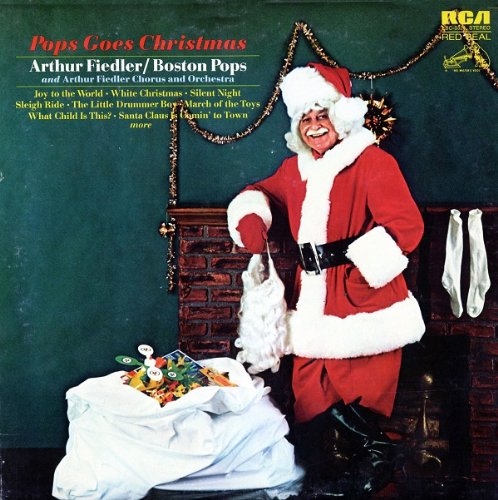 Pops Goes Christmas