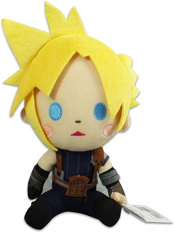 Final Fantasy Cloud Blanket DISSIDIA 100cm FF Prize TAITO